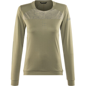 Cube AM Round Neck Jersey longsleeve Women olive